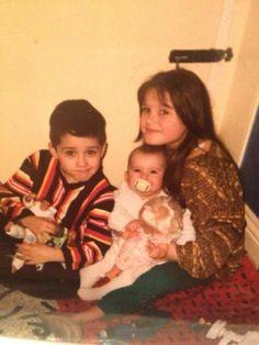 Zayn & his sisters AAAWWWWWWW