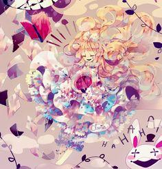Alice by Clavies (via anipan.com)