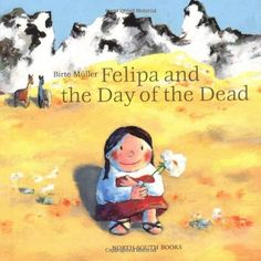 Felipa and the Day of the Dead on www.amightygirl.com