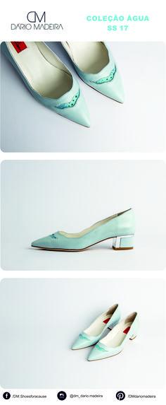 Sapato Raso Linha Terra | SS17 | DM Dário Madeira Sapato