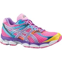 Asics Gel Cumulus 14 Running Shoes. My new runners! Although I still love my Nike shoes too.