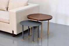 Phase Design | Reza Feiz Designer | Pill Side Table - Phase Design | Reza Feiz Designer