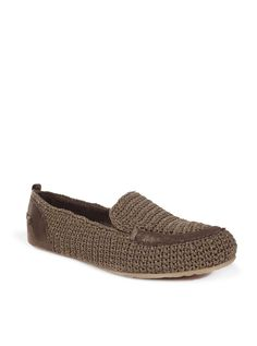 Lisa Crochet Driver in Shoes Casual Slip Ons at The Sak