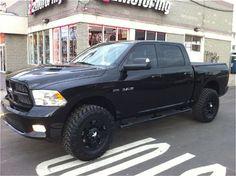 Dodge Ram 1500 Sport Lifted                                                                                                                                                      More
