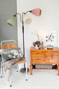 Boho Deco Chic: Una casa con colores pastel, algo nuevo, algo viejo y algo prestado... BIENVENIDOS!