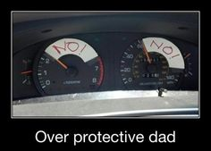 Over Protective Dad
