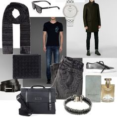 And chain Hook $175 Sauls Canvas Messenger by Ben Minkoff$295 woven leather wallet by Bottega Veneta$461 Jeans $405 eau de toilette by BVLGARI$52 Helvellyn Scarfs Scarves by All Saints$125 Emporio Watch Emporio Official Online... by Emporio Armani$275 SSylvan Coat by All Saints$525 Emporio Short Sleeve t Shirt Emporio ... by Emporio Armani$117 Skull Wayfarer by Alexander McQueen$350 Rule Low Top s Sneakers by All Saints$155 Check Reversible Leather Belt Check R... by Burberry$295 Total$3,230