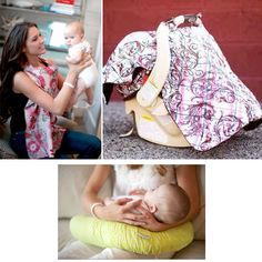 #Free #Baby Items: FREE CARSEAT Canopy, FREE Nursing PILLOW & FREE Breastfeeding Cover http://www.supercouponlady.com/2013/06/free-baby-items.html/