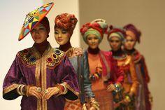 Indonesia Aims to be Islamic Fashion Powerhouse - Southeast Asia Real Time - WSJ