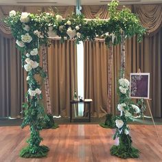 """Leigh Pearce, Owner + Designer (@leighpearceevents) on Instagram: """"Is this chuppah not the most beautiful thing you've ever seen? @justpriceless2 custom built and…"""""""