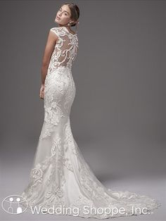 Sottero and Midgley Genevieve | Bridal Gown