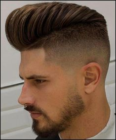 Stylish men's hair.. #bestmenshairstyles