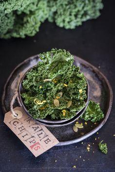 Kale Chips #food #foodphotography #vegetables #vegetarian #vegan