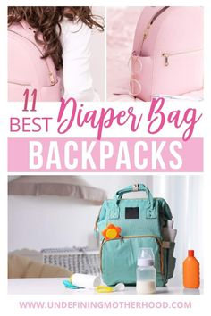 Not all backpack style diaper bags are created equally, so we're breaking it down to make your choice super simple. Here are the best diaper bag backpacks. Best Diaper Bag, Diaper Bag Backpack, Diaper Bags, Baby Shower Registry, Baby Shower Fun, 2nd Baby, First Baby, Baby Baby, Diaper Bag Essentials