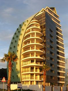 South African beach condos