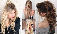 Εκπληκτικά χτενίσματα μισά πάνω μισά κάτω για μακριά μαλλιά και όχι μόνο Dreadlocks, Hairstyle, Long Hair Styles, Beauty, Cosmetics, Google, Photos, Hair Job, Hair Style