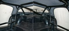 Jaguar E-type bolt-in roll cage
