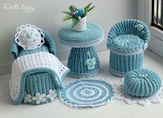 Crochet Toy and Amigurumi Idea - Amigurumi X. : Crochet toy and amigurumi idea Crochet Gifts, Cute Crochet, Easy Crochet, Crochet Baby, Barbie Patterns, Crochet Toys Patterns, Stuffed Toys Patterns, Crochet Doll Dress, Crochet Doll Clothes