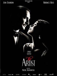 O Artista, Oscar de Melhor Filme 2012 - linda homenagem ao cinema mudo!