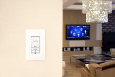 """""""Intelligent lighting enhances the aesthetics of the entire home, helps manage energy consumption, and with Control4 technology can integrate with security, Audio/Video and climate-control systems, as well as with window shades and other devices to create truly personalized experiences for homeowners."""" - Martin Plaehn, CEO Control4 #C4Lighting #automation"""