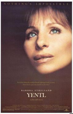 YENTL - Beautiful movie featuring Barbra Streisand in the leading role!!! #cinema #movie
