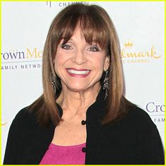 "I love what Valerie Harper said in an interview ..... ""Life is amazing ... stay as long as you can"""