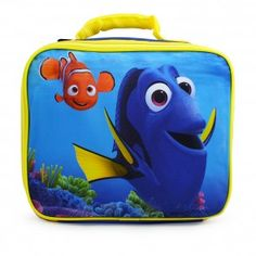 Finding Dory Insulated Square Lunch Bag