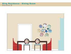 E-decorating Dining Room Interior Design  Tallahassee, Florida #interior #design #decorating #happy #home #inspiredliving