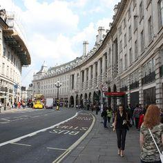Regent Street i London härlig shopping gata #regentstreet #london #shopping #westend - @Fredrickhamrin