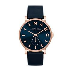 Marc Jacobs Damen-Armbanduhr XS Analog Quarz Edelstahl MBM1329
