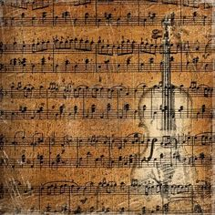 violin grunge, musicals, backgrounds, music stuff, musician, music sheets, art collag, printabl, violin music