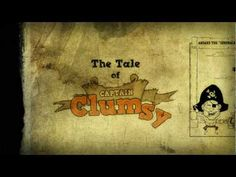 "The OFFICIAL ""Captain Clumsy"" high production value Trailer! Arrr!"