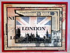 Stamps - Artistic Outpost London Underground