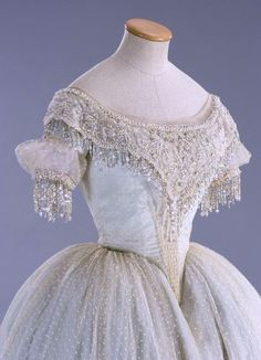 ~ 1860's Civil War Gown ~