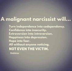 Yep, three wives, two fiancées and countless GF's Narcissistic People, Narcissistic Behavior, Narcissistic Abuse Recovery, Narcissistic Personality Disorder, Narcissistic Sociopath, Verbal Abuse, Emotional Abuse, Abusive Relationship, Toxic Relationships