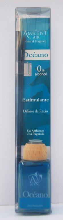 """Ambientador Ambientair 18 ml """"Oceano"""""""