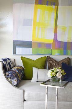 2015 Denver Designer Show House Color Bedroom By Casey St John Interiors Art