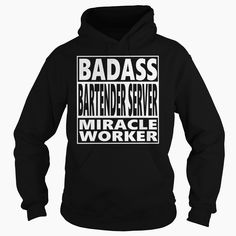 #BARTENDER SERVER JOBS TSHIRT GUYS LADIES YOUTH TEE HOODIE SWEAT SHIRT VNECK UNISEX, Order HERE ==> https://www.sunfrogshirts.com/Jobs/132993215-918184766.html?48546, Please tag & share with your friends who would love it, #bartender tattoo style, gardener layout, gardener lighting #IAFF #kids #parenting