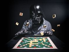 Photographs of Darth Vader away from Star Wars. See more art and information about Pawel Kadysz, Press the Image.