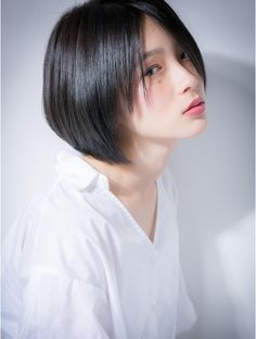 Tomboy Hairstyles, Dread Hairstyles, Asian Short Hair, Asian Hair, Hair Inspo, Hair Inspiration, Ulzzang Hair, Shot Hair Styles, Short Bob Haircuts