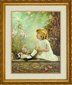 Gallery Graphics - Wholesale Wall Art and Gifts Song of the Lark.  Love this print.  I need a new one.