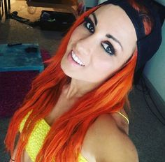 Becky Lynch taken from her Instagram February 19 2016