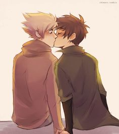 Dirk Strider & Jake English. I ship them so hard, you don't even know