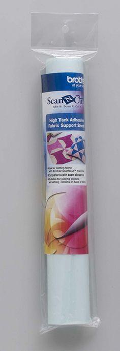 Foglio adesivo ad alta adesività per tessuto Art. No. CASTBL2 per Brother ScaNCut CM840 - Studiato per essere multiuso (in base al tipo di tessuto). http://www.shopty.com/ita/prodotti/macchine-per-cucire-filati/filati-e-merceria/accessori-speciali-per-il-ricamo/foglio-adesivo-ad-alta-adesivita-per-tessuto-art-no-castbl2-per-brother-scancut-cm840.htm