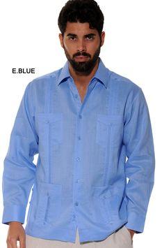 Men S Linen Shirt Guayabera Pants Shorts