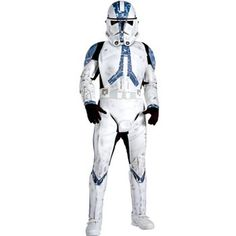 Star Wars Clone Trooper Costume #Halloween