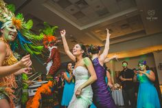 Lily & Tim's Sirata Wedding