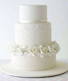 Too pretty to eat Little Boutique Bakery Stunning Wedding