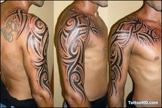maori tattoos and their meanings Tribal Tattoo Pictures, Tribal Band Tattoo, Tribal Sleeve Tattoos, Tribal Tattoo Designs, Tattoo Sleeve Designs, Hot Tattoos, Body Art Tattoos, Tattoos For Guys, Maori Tattoos