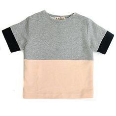 Marni Pink Sweatshirt #ladida #ladidakids ladida.com